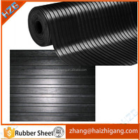 3-6mm thick Anti-slip Rubber Floor Mat for Truck Bed