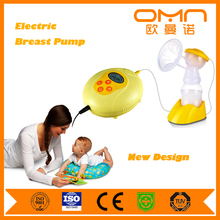 European Import Baby Care Products Advanced Automatic Electric Breast Pump Very Hot Selling Milk Kit with Simple New Type Design