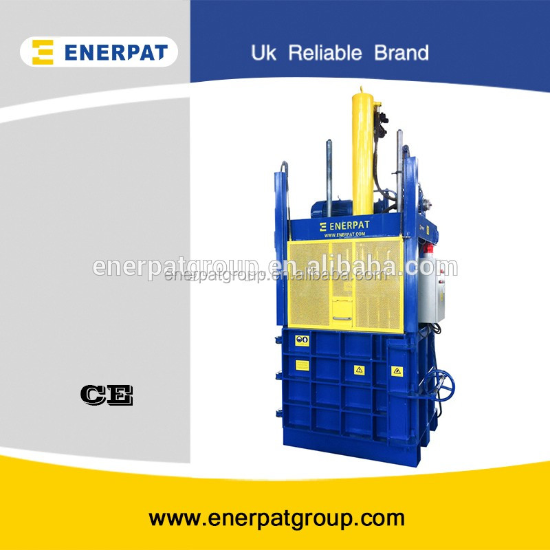 Hydraulic waste paper baling machine with CE