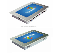 high resolution 1024x600 10.1 inch win8 industrial touch panel PC for Transportation/Automation/Energy