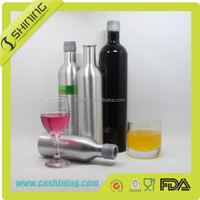 8oz high quality aluminum energy bottles wholesale