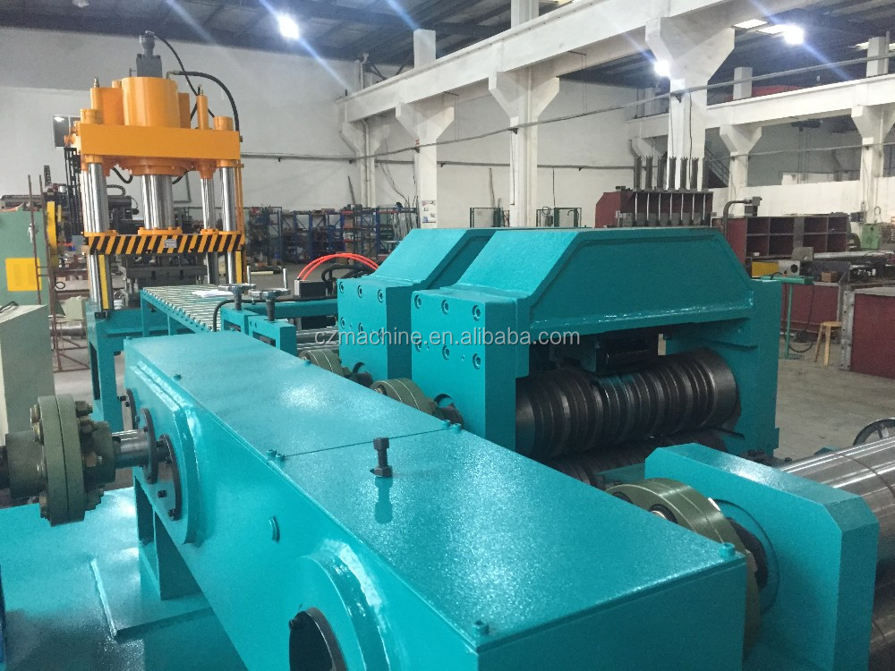 Transformer Panel Radiator Production Line