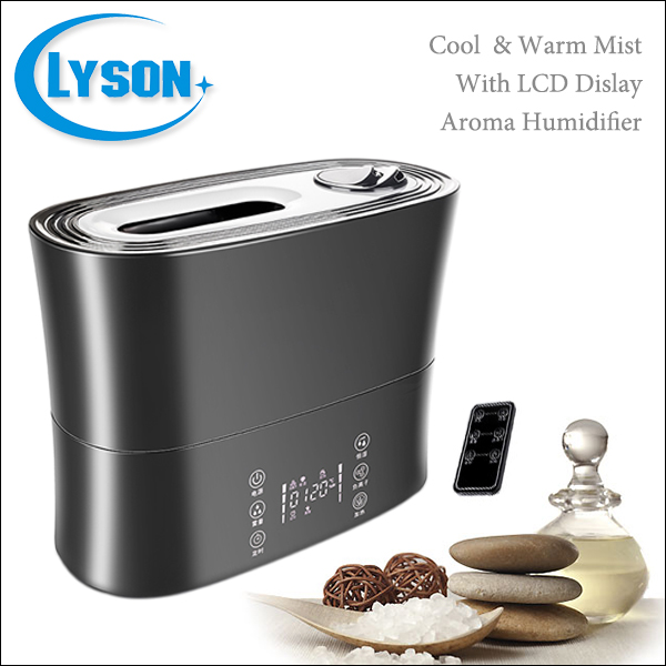 Full Function 4L Aromatic Whole House Humidifier With Remote Control