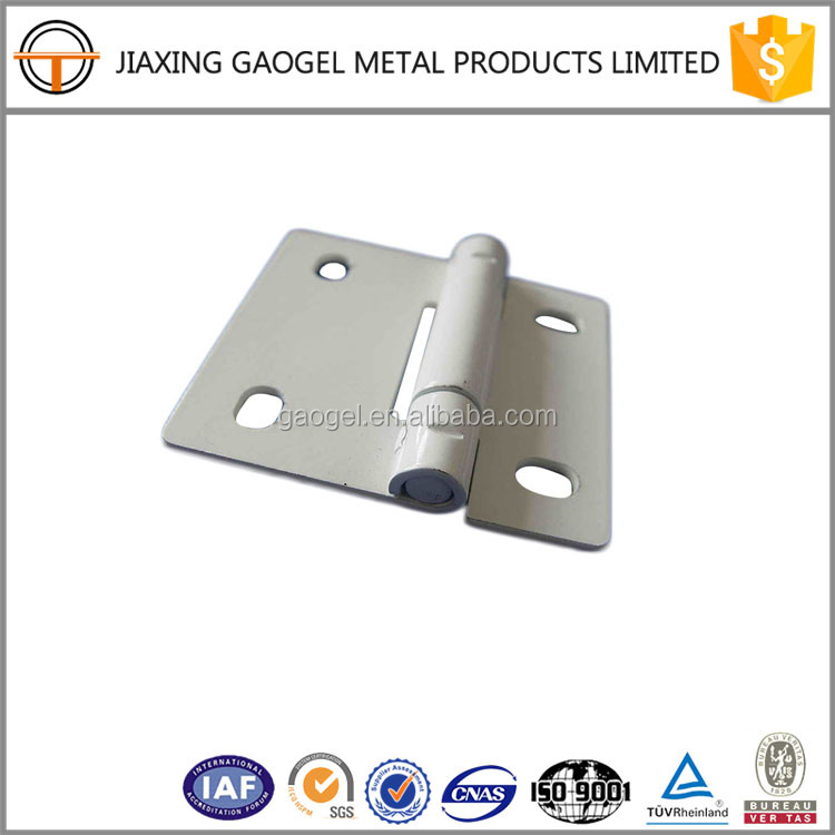stainless steel 2.5mm offset door hinge