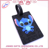 fashionable best quality ODM mickey mouse luggage tags