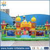 Funny DSNLY bouncy castle, amusement park type inflatable castle