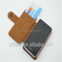 pu leather sulimation phone cases, for iphone 4/4s