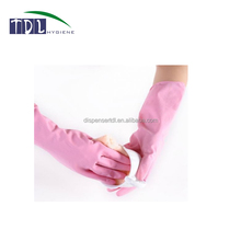 Latex Rubber Industrial Gloves(Large Size)