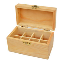 FSC And ISO9001cheap Wooden Box For