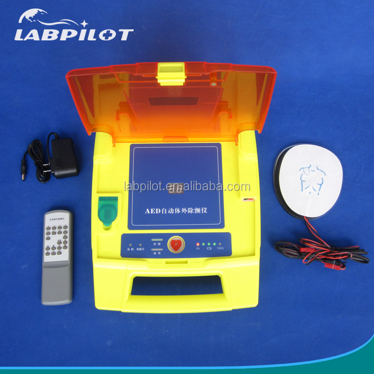 AED Simulator for Health Science School,Automated External Defibrillator