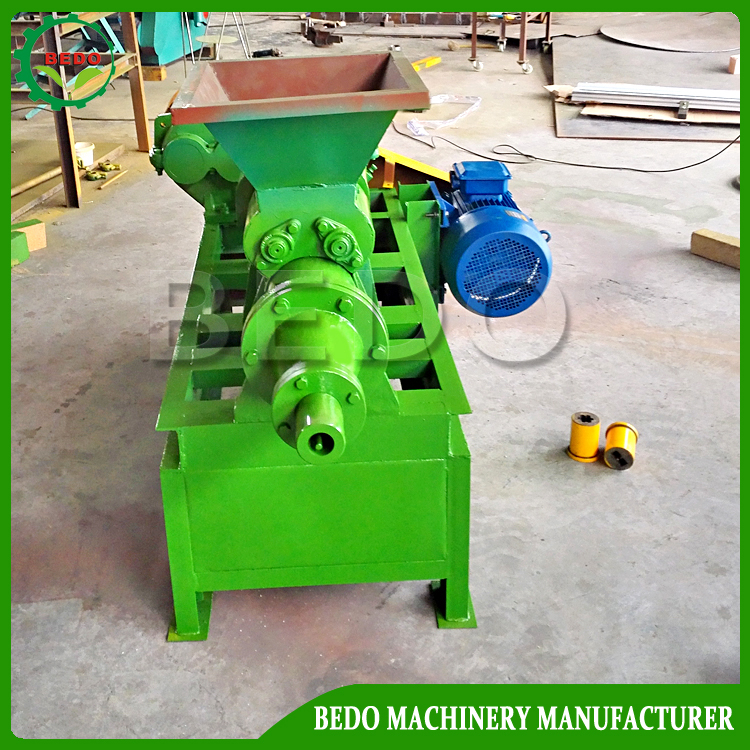 Factory Price Charcoal Coal Dust Stick Briquette Extruder Machine