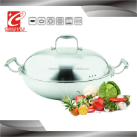 wok cookware set kitchen utensil CYWKWC30B-4