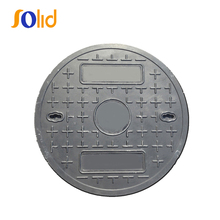 Hot Sale EN124 DI Standard Locking System Manhole Cover and Frames