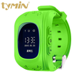 TM-S002A Fashionable personal kids watch gps tracker with two-way communication