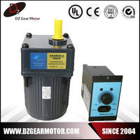High quality Low rpm 220V AC Geared Motor with speed control