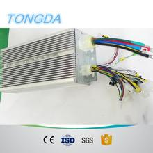 hot selling electric tricycle 48/60/72v 3000w dc brushless motor controller