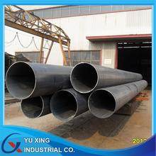 3PE Anticorrosion Erw Pipe 2 PE Anticorrosion DSAW Pipes API 5L Grade X65 PSL1/PSL2 Seamless/LSAW/DSAW/HSAW/Spiral Welded Line