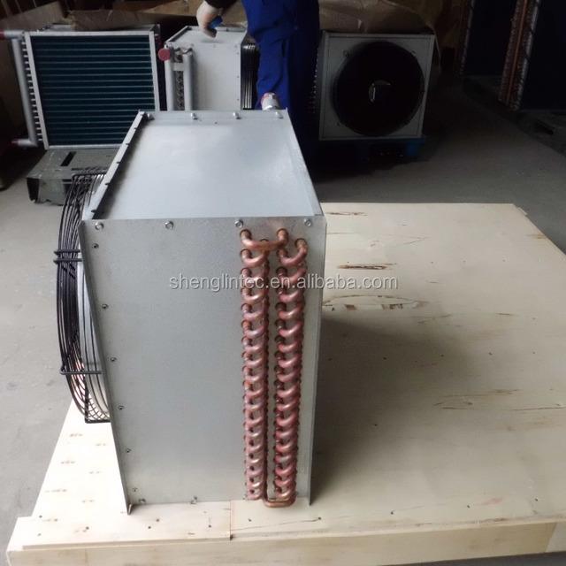 Air cooler copper tube fin conenser, conditioner parts