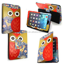 PRINTED TABLET WALLET FLIP LEATHER CASE FOR IPAD 2 3 4