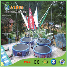 Funny Equipment Trampoline Inflatable for Kids