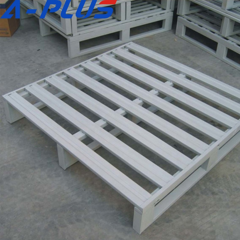 <strong>1200</strong> <strong>x</strong> 1000 Euro Powder Coated Heavy Duty Warehouse Storage Iron Steel Stackable Rack Pallets