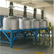 Stainless Steel Chemical Reaction Kettle Tank Reactor For PVAC/PVA/White Latex glue