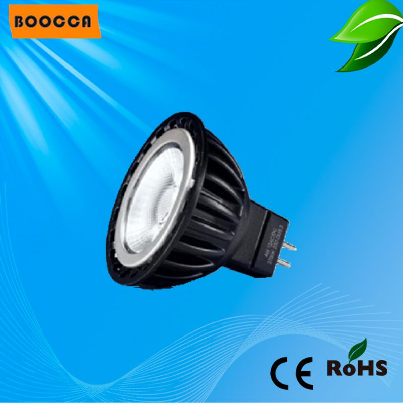 BOOCCA COB MR16 5W 12/220v dimmable spot led