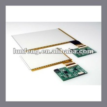 customized Projected Capacitive Touch Panel for tablet PC