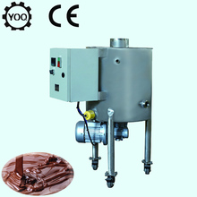 Z0158 Jiangsu continuously adjusting chocolate tempering machine price For Chocolate Holding Tank Manufacturer