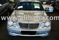 Singapore Used Benz C200 car for export-2001