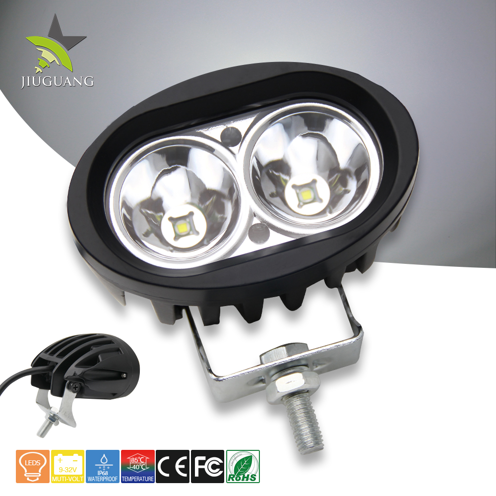 Best Selling Car Accessories 4Inch Forklift 10W Led Work Light