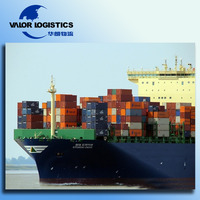 Sea Freight Forwarder From China To