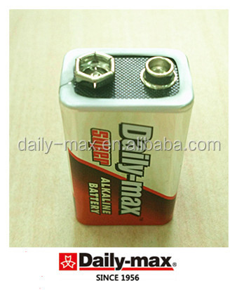 6LR61 Super Alkaline 9V Battery