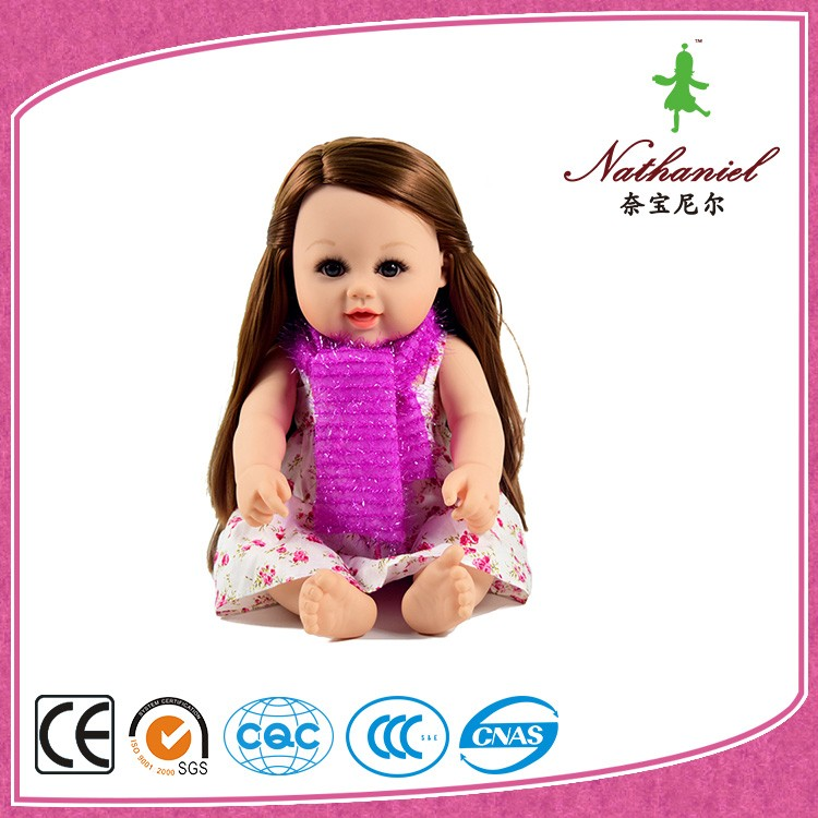 Beautiful 18' Fashion Child Size Love Girl Dolls For Sale