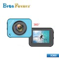 2'' display full hd Wi-Fi sport action camera 1080p X360 with 60m waterproof