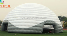 Most popular inflatable wedding party events sewed dome inflatable tent