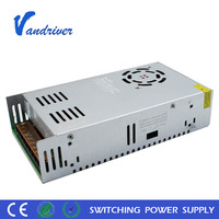 Triac Dimmable 500W LED Driver Ac to Dc Power Supply 12V 24V 41A LED Power Supply with CE ROHS Ceritification