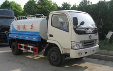 4000 liters Dongfeng water tank truck 90 hp