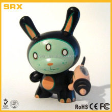 Customized kidrobot 4 inch dunny art vinyl toys,new product for 2015 manufacturer,Custom 2015 Kidrobot new product manufacturer