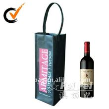 Custom Bottle Shopping Tote Recycle Bag