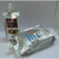 soft drinks drinking water bags for beverage packing