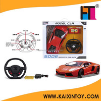 1/8 Full Function Powerful RC Car Toy steering wheel G-Sensor controller EN71/EN62115/N6P/EN60825
