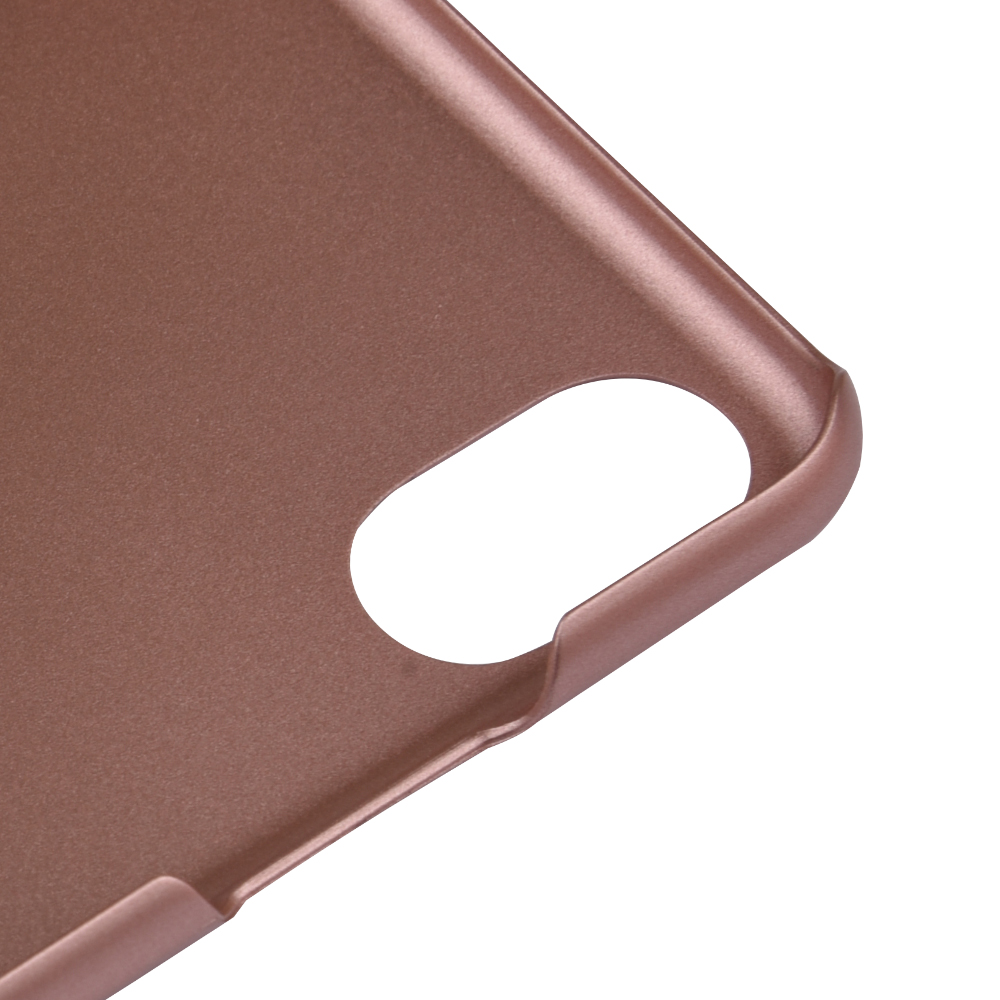 Scratch Resistant Hard Plastic For iPhone X Plus Case ,Snap-On Case Cover For iPhone X Plus