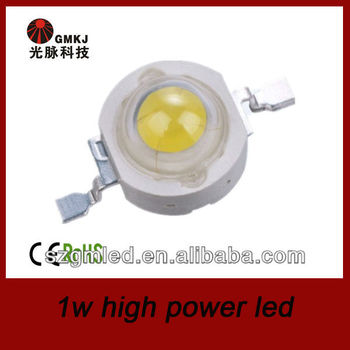 1w high power led 140-150lm