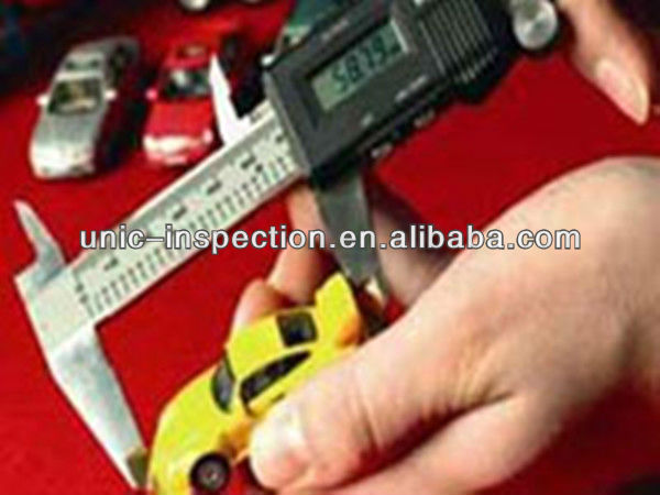 remote controlled car inspection and toy quality control services in China