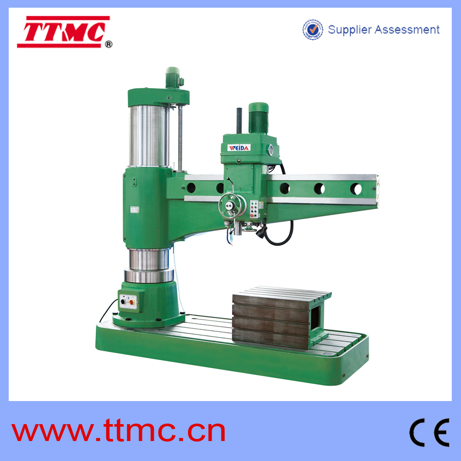 (Z3080x25) Hydraulic Radial Drilling Machine, Radial Arm Drilling Machines