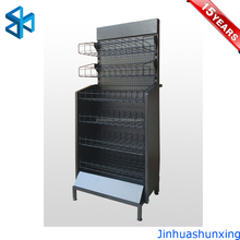 best price for floor display stand store display rack metal stand