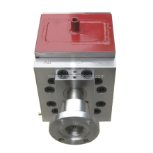 Herringbone Gear Type Gear Pump for Sheet Extrusion
