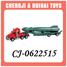 Newly style mini diecast truck model for kid play
