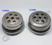 165MM 155MM 16T Clutch Assembly for Yamaha YP Majesty VOG Linhai Manco Talon XinYue QianJiang 260CC 300CC 170MM 173ML Scooter